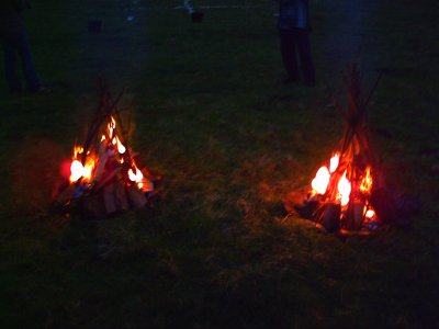 Beltaine Fires